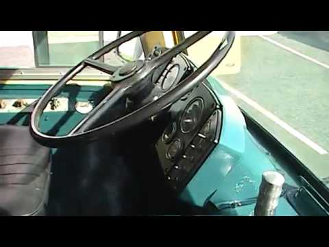 Fully restored 1954 Greyhound Scenicruiser Presented by Royal Coach