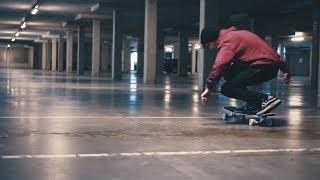 WINTER LONGBOARDING | Freestyle x Dance
