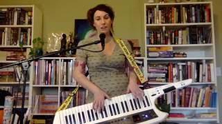 Parasol (Tori Amos) Keytar Cover