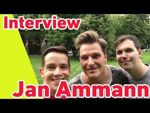 Interview Jan Ammann (Rebecca, Karriere, Schaumküsse)