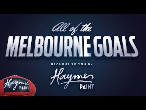 Rd 9: All The Goals