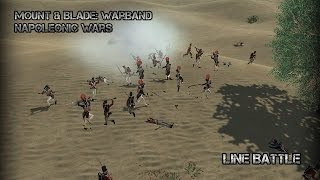 Napoleonic Wars - Line Battle #102 02.08.15