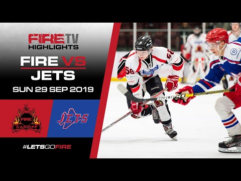 Cardiff Fire v Slough Jets 29/09/19