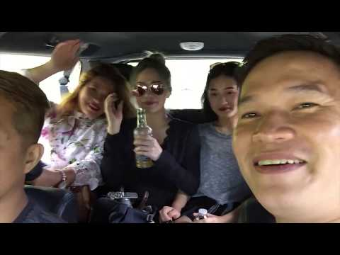 Part 7 Guam Concert Tour | Singing Inside the Car | GUAM Adventist World Radio | ASIDORS VLOGS