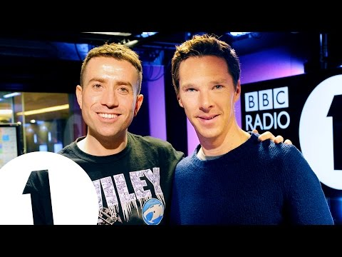 Benedict Cumberbatch Commentates Strictly Come Dancing