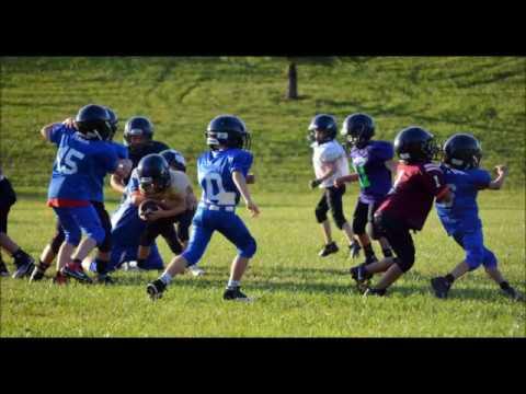 Auburn Eagles Vs Pc Ravens Scrimmage 8 29 17 Youtube