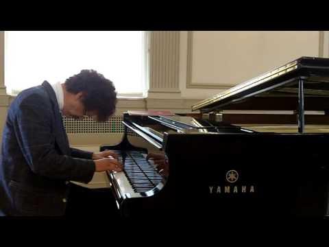 Marvin Rosen, piano  -  The Earth Prelude,  Ludovico Einaudi