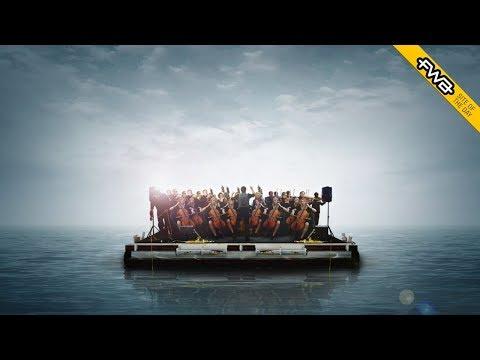 """Vídeo explicatiu en anglès del vídeo de las balenes """"Whale Song"""""""