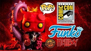 HELLBOY SDCC 2018 EXCLUSIVE | FUNKO POP