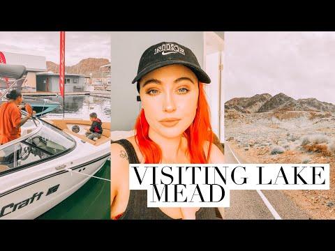 Lake Mead Vlog Tour//Boulder City Nevada