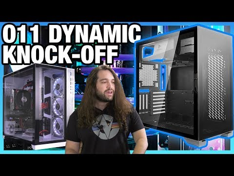 Antec P120 Crystal Case Review: O11 Dynamic Lookalike