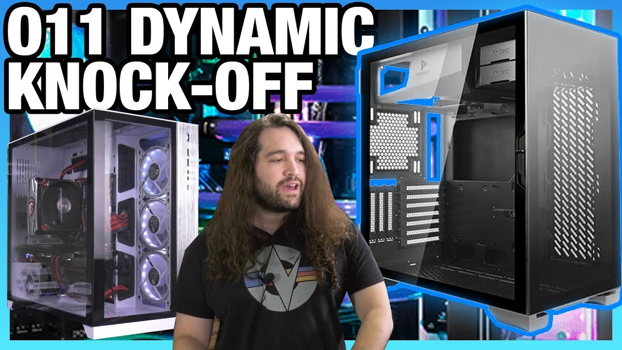 Download Antec P120 Crystal Case Review: O11 Dynamic Lookalike