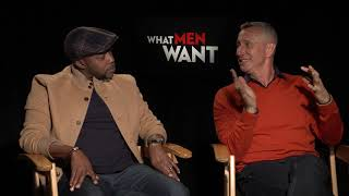 Adam Shankman And Will Packer Interview: What Men Want