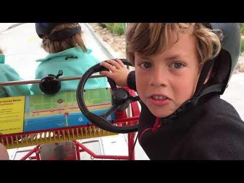 Family Bike at Oceanside Pier