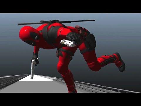 Uso y abuso del CGI en el cine: Deadpool