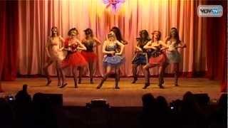 ТАНЦУЮТ ВСЕ(1 Международный Межвузовский фестиваль современного танца
