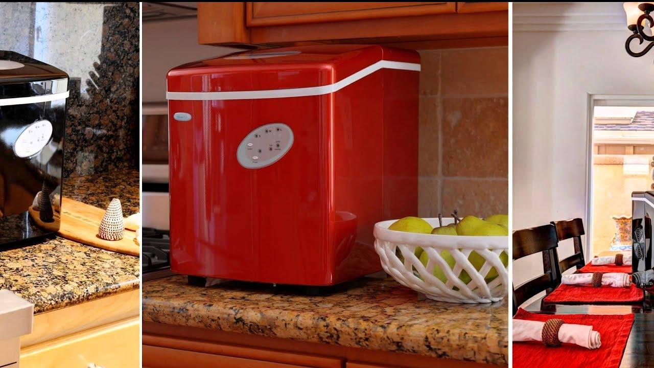 Superieur Review   NewAir AI 100R 28 Pound Portable Icemaker