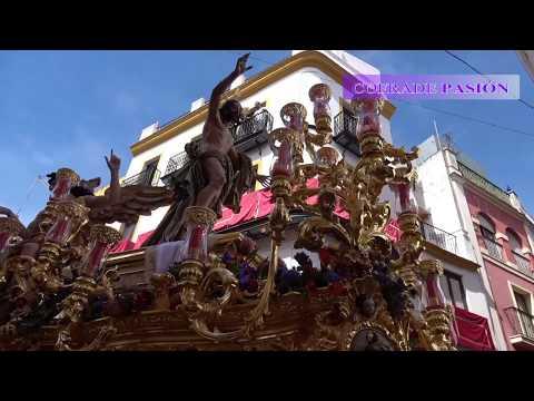 Sagrada Resurrección por la Campana y por la Cuesta del Bacalao (Semana Santa Sevilla 2018)