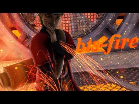 (MMD NARUTO) BTS-FIRE