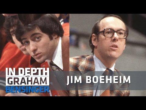 Jim Boeheim: Crashing Rick Pitino's wedding