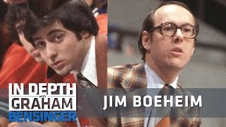 Jim Boeheim: Crashing Rick Pitino's wedding