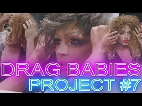 """DRAG BABIES: Project #7 """"Wig Party!"""""""