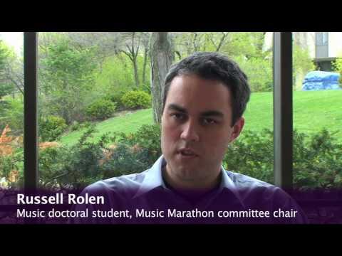 Students Organize 26-Hour Music Marathon