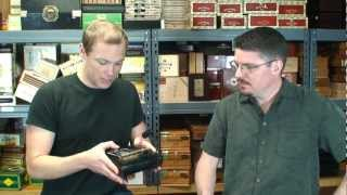 C. B. Gitty Cigar Box Kalimba Demonstration with Ian Ethan Chase