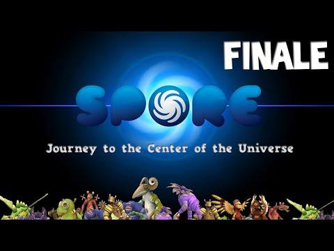 Let's Play Spore - Part 34 Centre of the Universe (Finale)