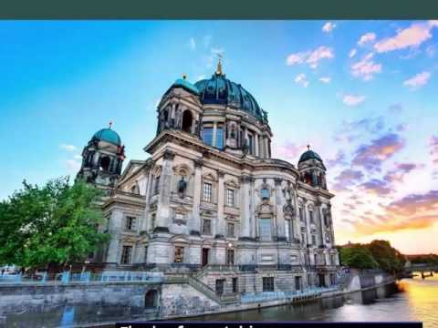 Berlin Cathedral |Pictures Of Most Beautiful & One Of The World Best Location To Visit