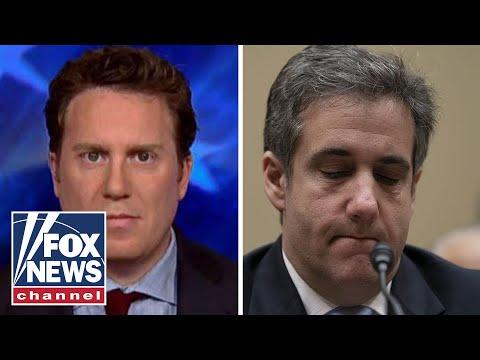 Trevor Carey - Buzzfeed Still Believes its Bombshell Report on Michael Cohen