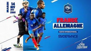 France - Allemagne en Direct HD