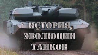 Военное Оружие: Танки.  Discovery World