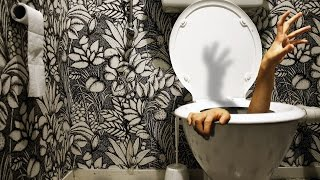 Toilet Pranks-Приколы в туалете, Видео приколы 2015