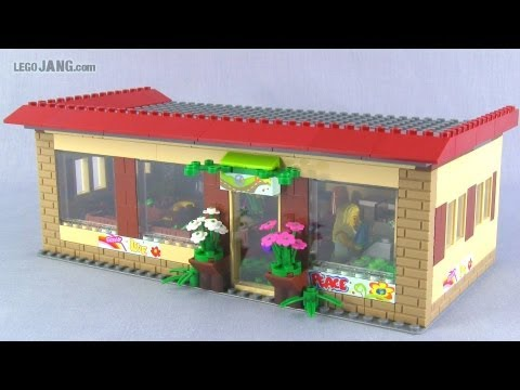How To Build A Lego Grocery Store