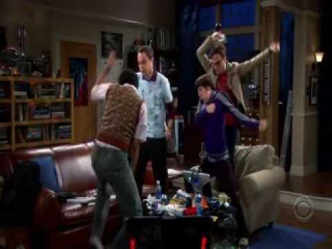 The Big Bang Theory - Best cold opening season 1