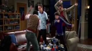 The Big Bang Theory - Best cold opening season 1