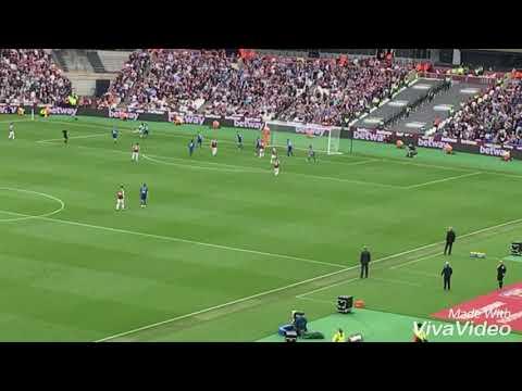 West Ham v Everton highlights 13th may 2018