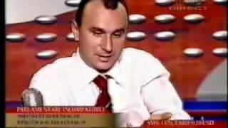 6.05.2003 - Parlamentari incompatibili -- dupa continutul declaratiilor de avere