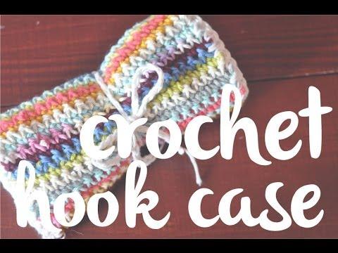 Crochet Hook Case - YouTube
