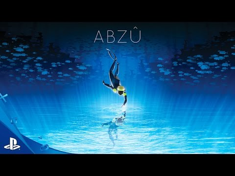 ABZÛ - E3 2016 Launch Trailer | PS4