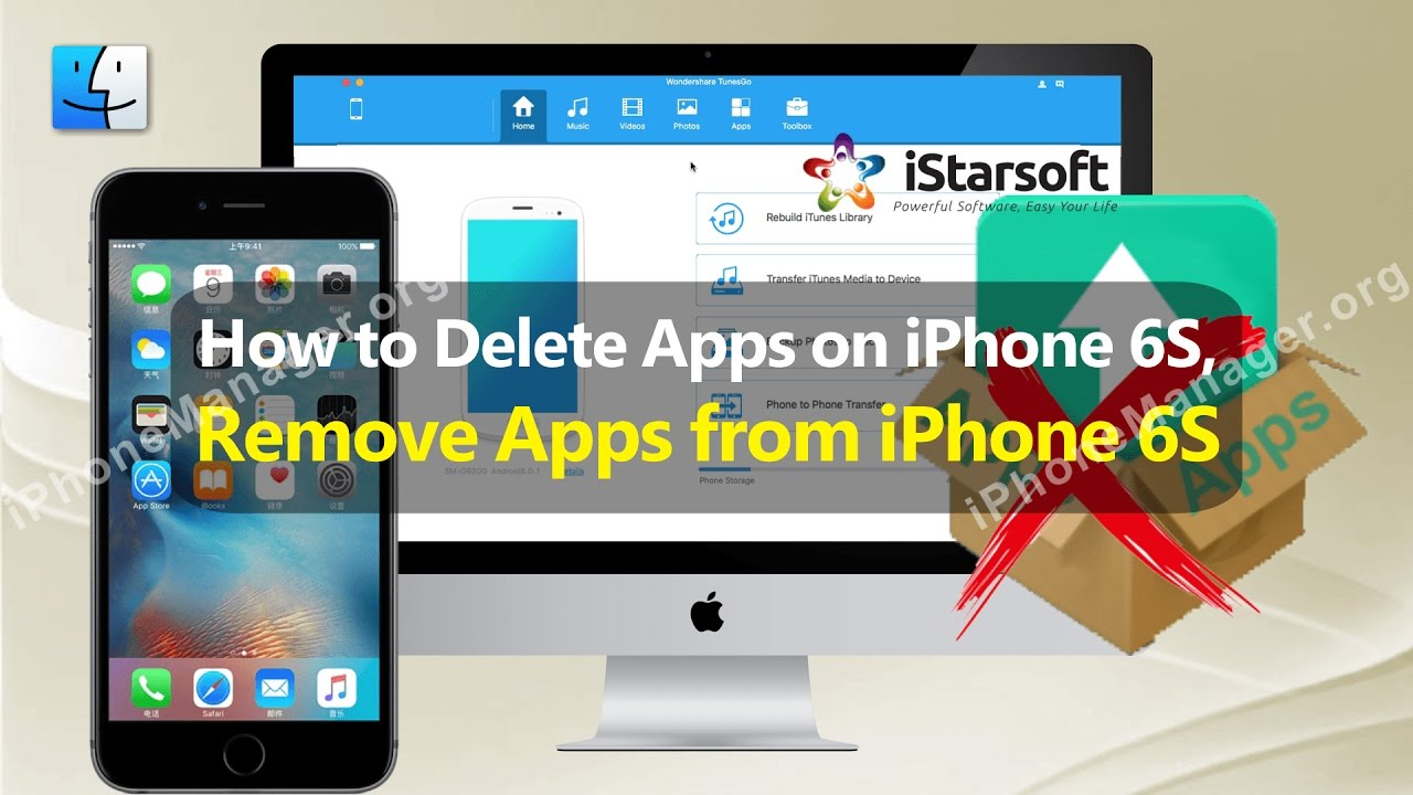 How to delete apps on iphone 6s remove apps from iphone 6s youtube how to delete apps on iphone 6s remove apps from iphone 6s ccuart Gallery