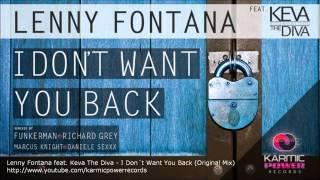Lenny Fontana feat. Keva The Diva - I Don