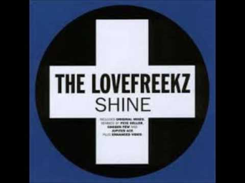 The Lovefreekz - Shine  mp3