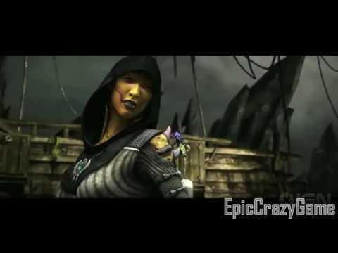 Mortal Kombat Gladiator RUS