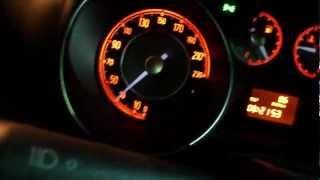 FIAT Punto evo 1.4 105 hp MultiAir 0-100 km/h