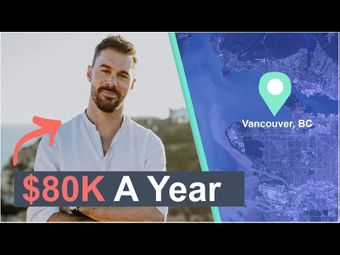 Living on $80K in Vancouver, BC | Millennial Money ish (2020)