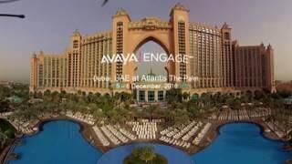 Avaya Engage at Atlantis The Palm - Dubai, UAE - December 2016