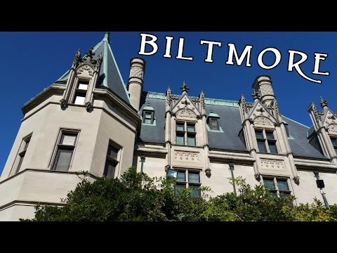We Got A MANSION ... (ticket) Biltmore Mansion - TheRcSaylors