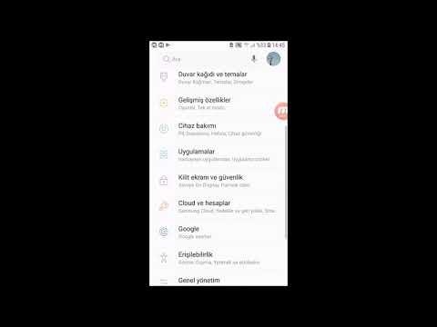 samsung icloud veri yedekleme ve geri yükleme silinen kişi rehber uygulama arama kaydı geri getirme